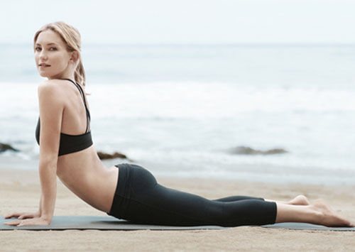 Lợi ích của Yoga với con gái