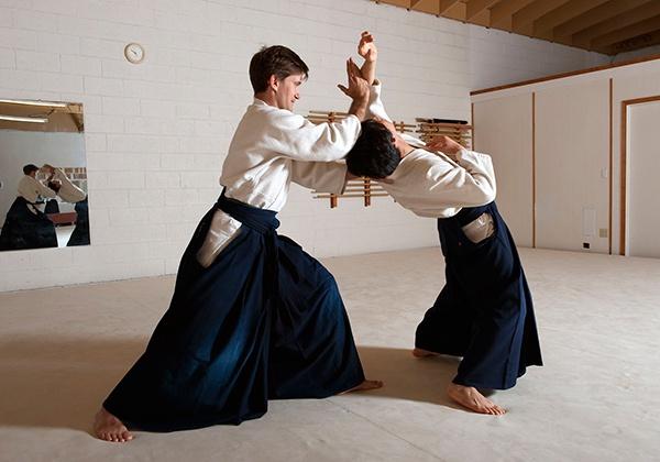 Lợi ích của tập võ Aikido