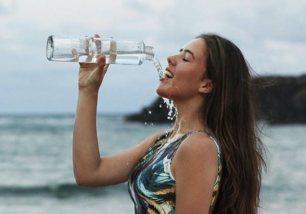 Bí quyết uống nước giảm cân