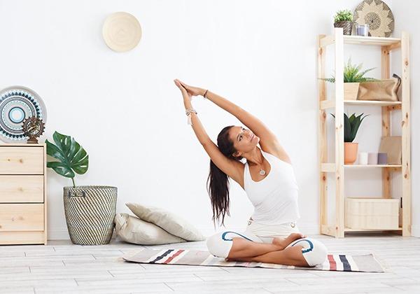 Lợi ích của tập Yoga tại nhà