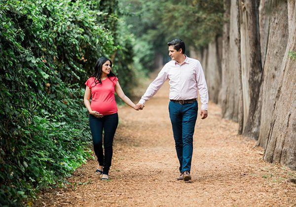 Lợi ích đi bộ cho bà bầu