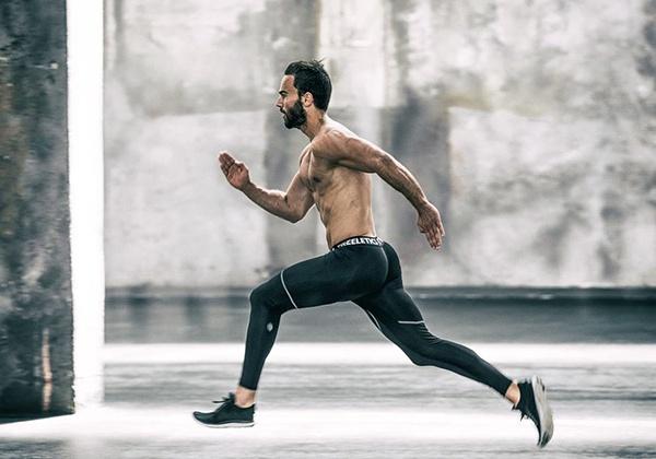 Bài tập HIIT chạy bộ