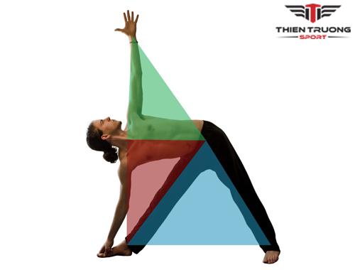 Bài tập Yoga Trikonasana