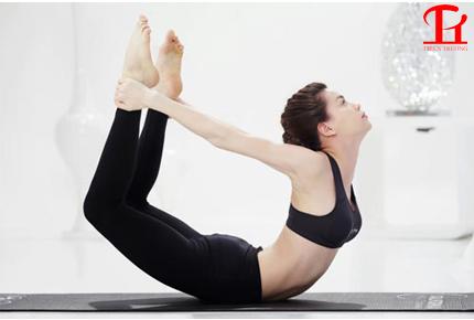 Bài tập Yoga tư thế hình cánh cung