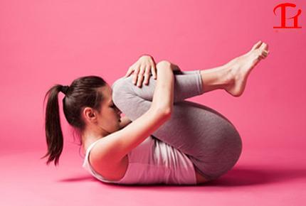 Bài tập Yoga tư thế thư giãn xả hơi