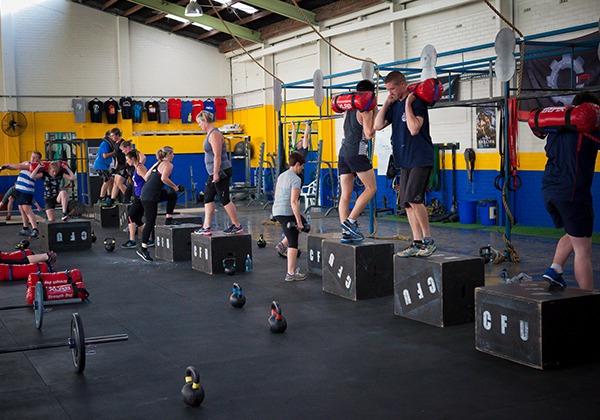 Cách tập CrossFit