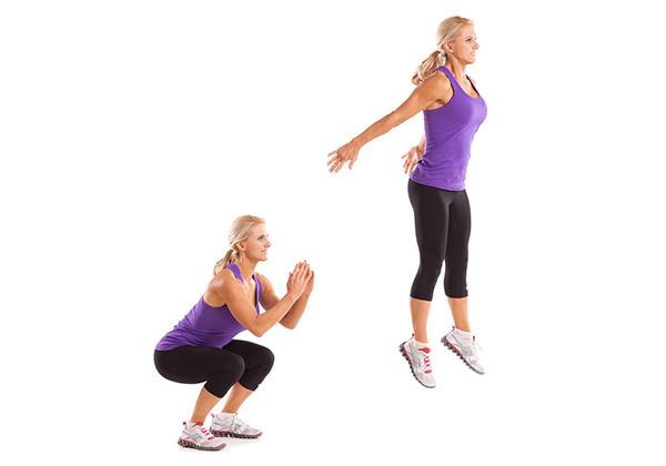 Jump Squat là gì? Cách tập Jump Squat đúng và hiệu quả nhất?