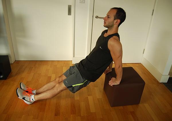 Cách tập Triceps Dip