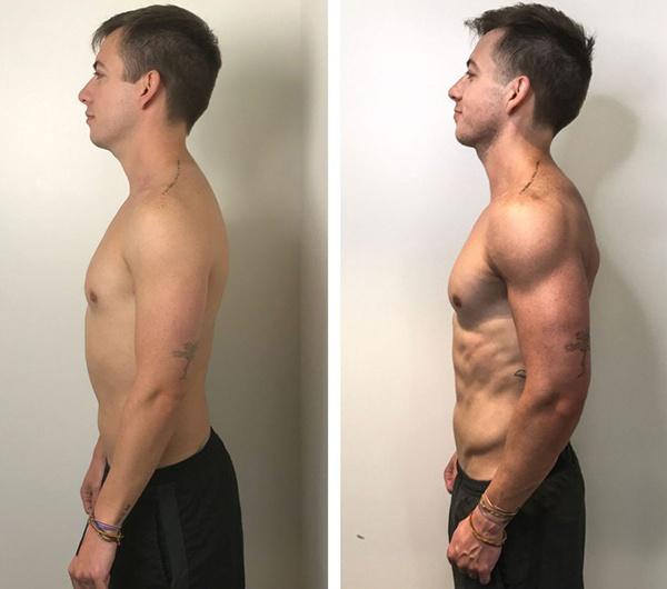 Cách tập luyện cho Skinny Fat