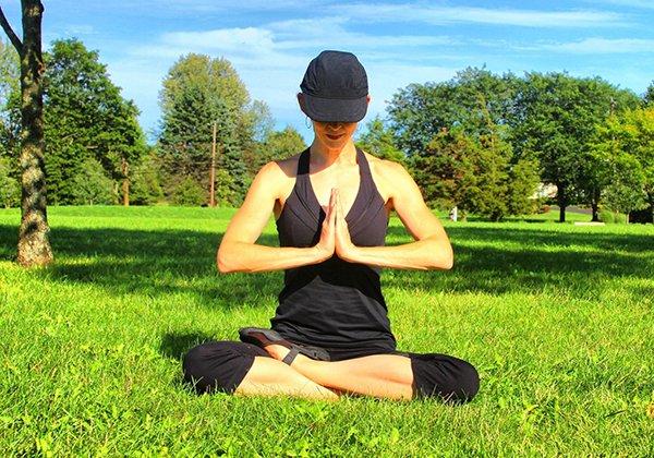 Cách thực hiện Namaste
