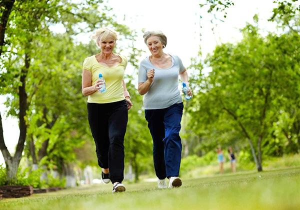 Chạy bộ giúp kéo dài tuổi thọ