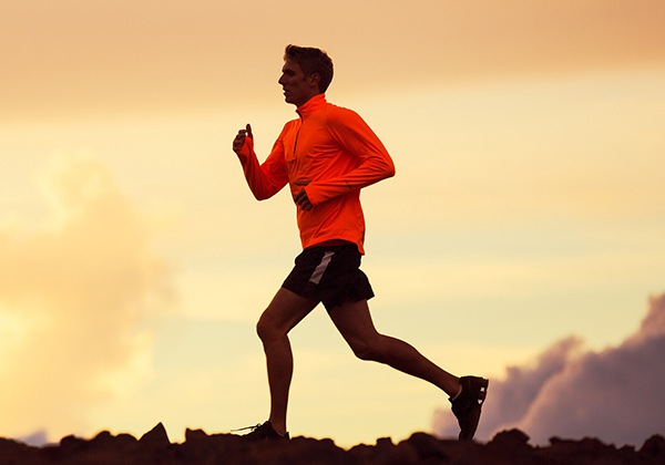 Chạy bộ giúp tạo thói quen lành mạnh