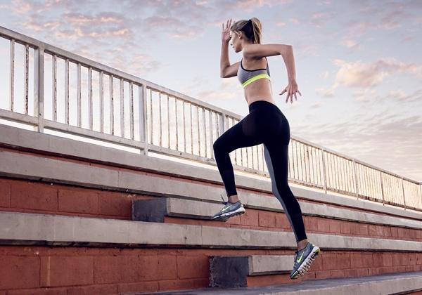 Chạy bộ leo cầu thang có tác dụng gì? và cần lưu ý gì khi tập?