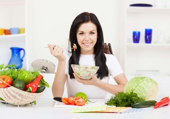 Thực đơn, chế độ ăn cho người tập Yoga giảm cân hiệu quả tốt