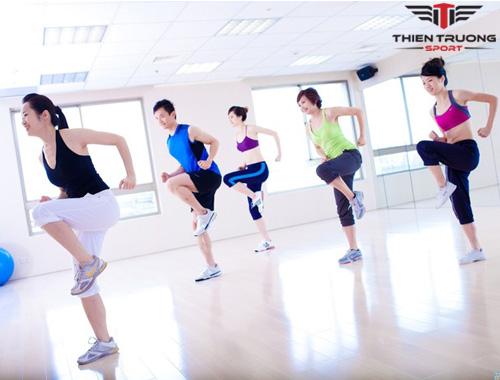 Tập Aerobic có giúp giảm cân không? Lưu ý gì khi tập aerobic?