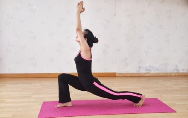 Tập Yoga tăng chiều cao bài 4