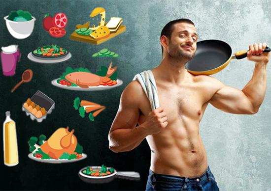 Tập cơ bụng ăn gì và không nên ăn gì để có bụng 6 múi nhanh?