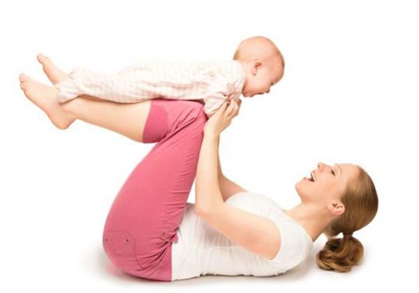 Các bài tập giảm mỡ bụng sau sinh tại nhà dễ và hiệu quả Nhất