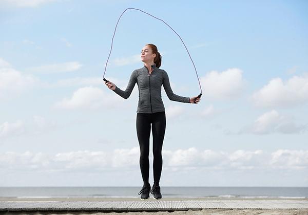 Tập thể dục nhảy dây