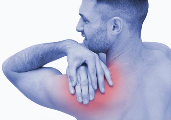 Tập thể hình bị đau cơ vai khắc phục như thế nào để hiệu quả?