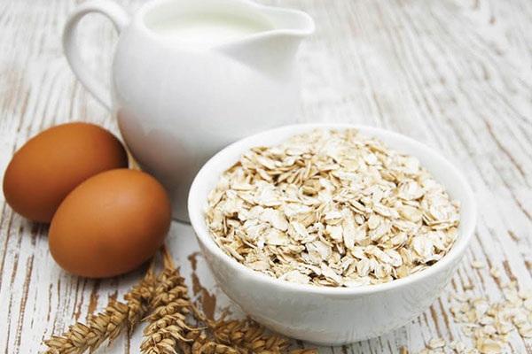 4 Thực đơn giảm cân bằng bột yến mạch tốt và dễ áp dụng Nhất