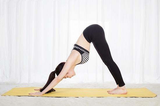 Tư thế Yoga chó duỗi mình