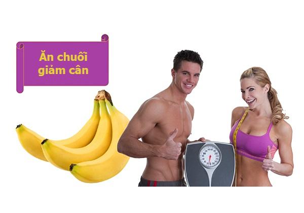 Ăn chuối có giảm cân không?