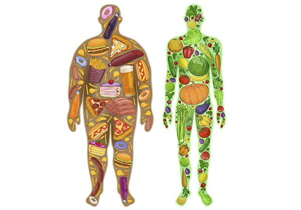 Bí quyết ăn kiêng cho tạng người khó giảm cân hiệu quả tốt nhất