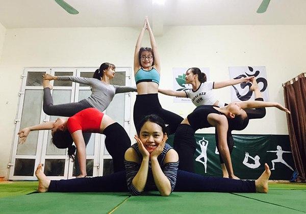 An Mộc Yoga Hà Đông