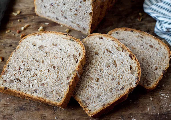 Ăn sáng giảm cân bằng bánh mì