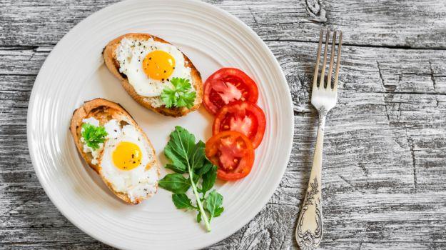 ăn trứng gà buổi sáng giúp giảm cân