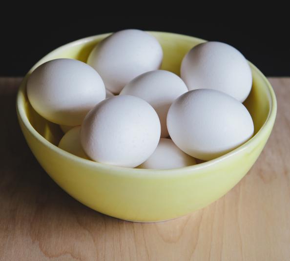 Ăn trứng tăng cơ bắp nhanh chóng