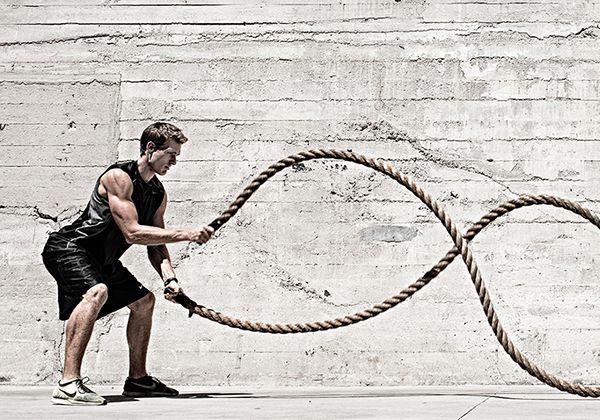 Bài tập Battle Ropes
