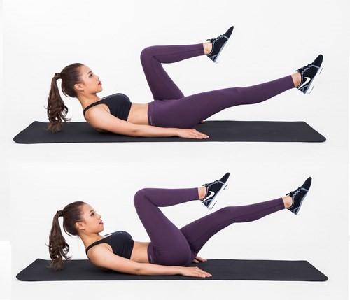 Các bài tập thể dục giảm mỡ bụng để eo thon hiệu quả tốt Nhất