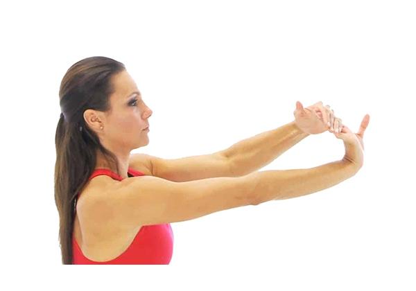 Bài tập giãn cơ cổ tay