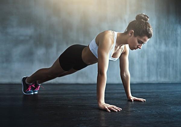 Các bài tập tăng thể lực tại nhà hiệu quả chia sẻ bởi HLV Gym