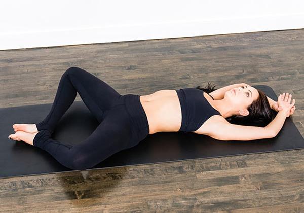 Bài tập Yoga cho bà bầu 3 tháng đầu 2