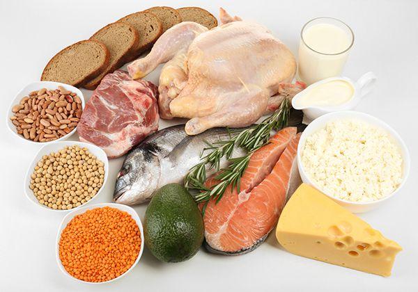 Bổ sung dinh dưỡng giúp bắp chân to ra