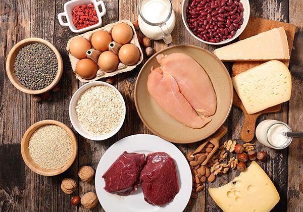 Bổ sung dinh dưỡng giúp tăng cân