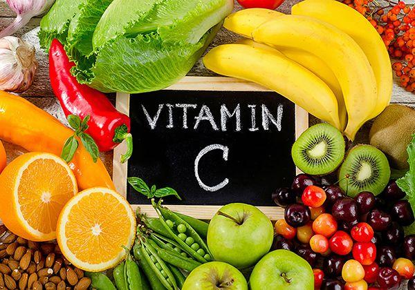 Bổ sung trái cây giàu vitamin C