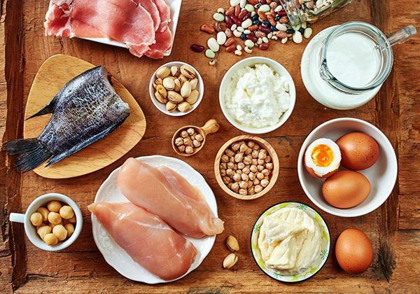 Cách bổ sung Protein