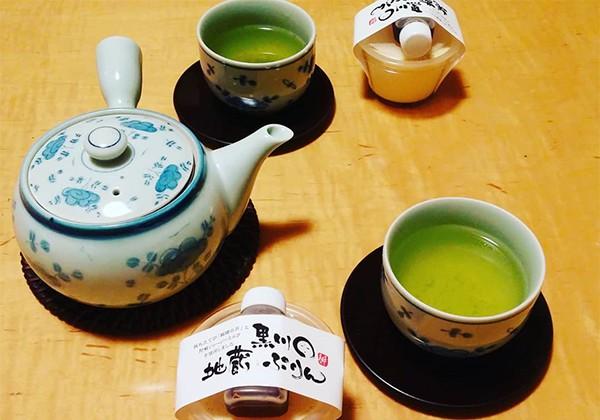 Cách giảm cân của người Nhật bằng trà