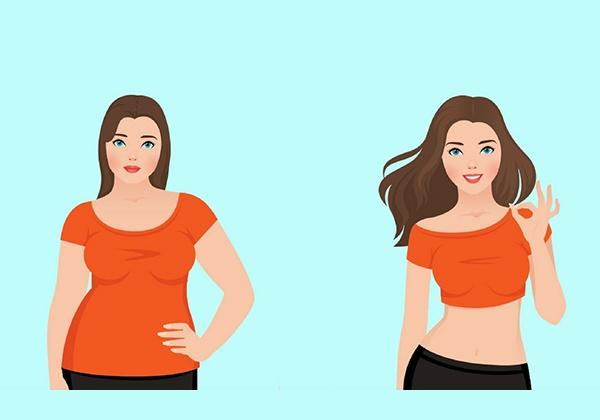 Cách giảm cân trong 1 tháng cho người béo hiệu quả nhanh nhất
