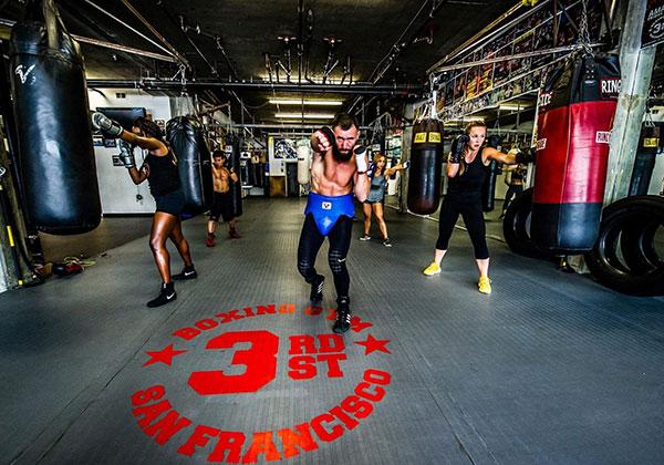 Cách tập Boxing chuẩn
