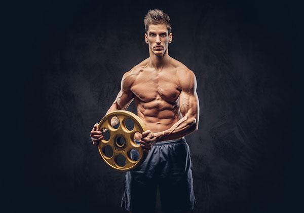 Cách tập bụng 6 múi trong 1 tháng hiệu quả chia sẻ bởi PT Gym