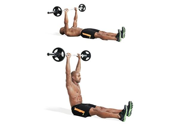 Cách tập cơ bụng hiệu quả cho nam để có bụng 6 múi sớm nhất