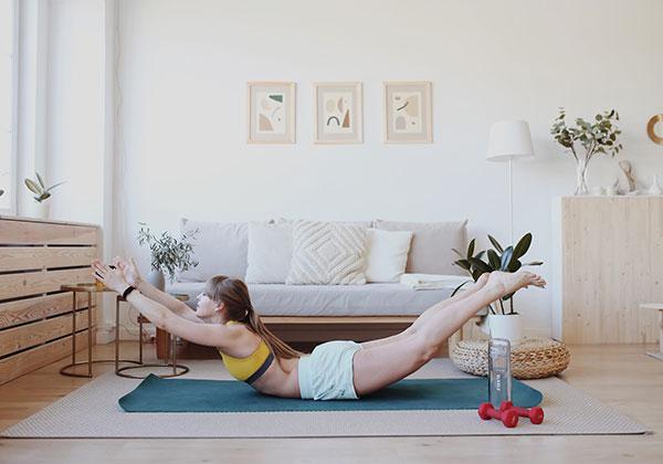 Cách tập Gym cho người gầy