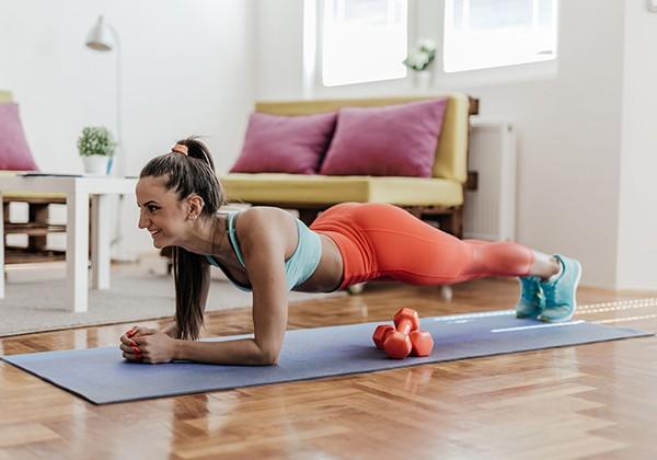 Cách tập Gym hiệu quả cho nữ eo thon, dáng đẹp chuẩn 3 vòng