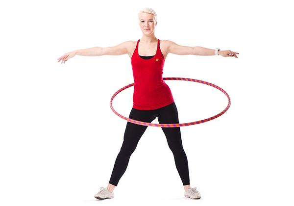 Cách lắc vòng giảm cân, giảm mỡ bụng hiệu quả cho người Mới