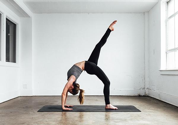 Cách tập Yoga giảm cân